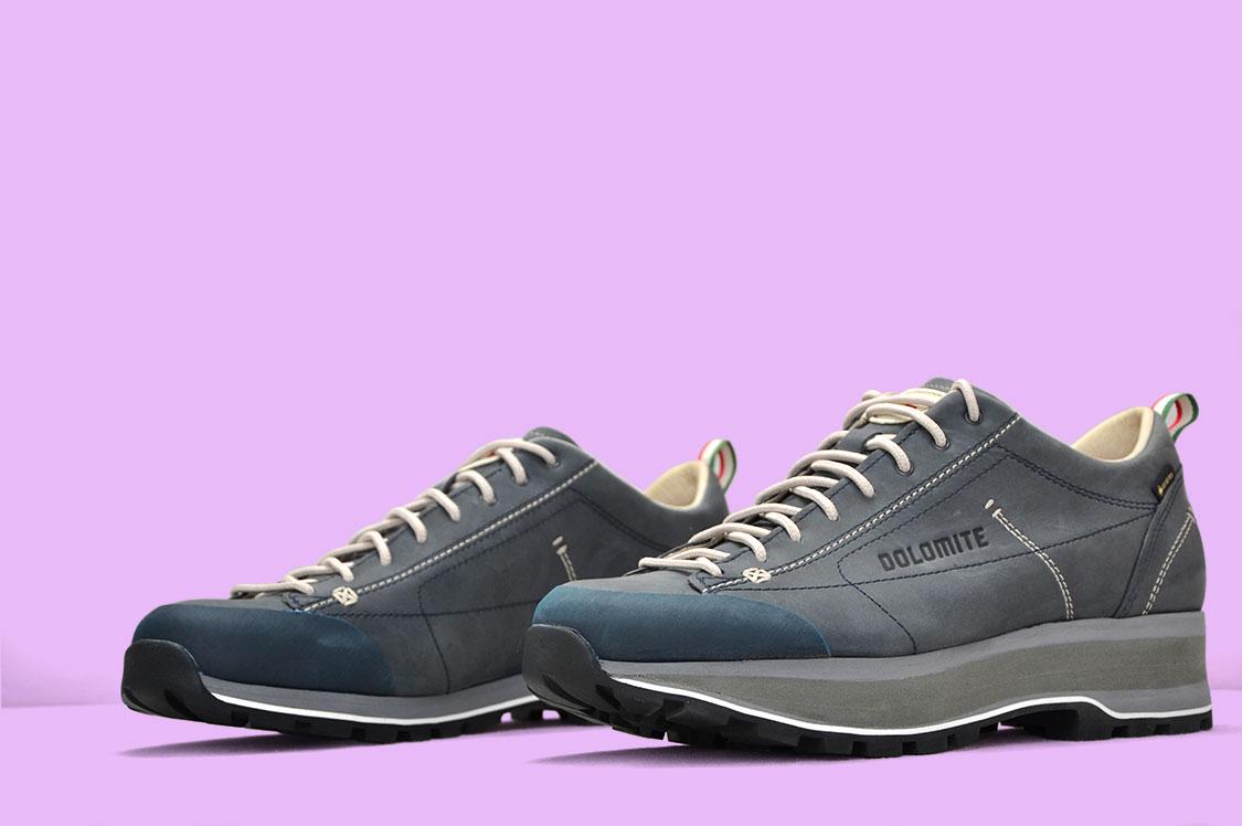 modifiche di scarpe